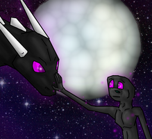 How to Train Your Ender Dragon by dhDingo