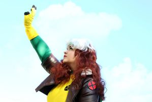 Rogue (X-Men): Untouchable by II2DII