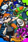 Splatoon V.2 by DarkMirrorEmo23