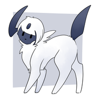 Absol by Lexi247