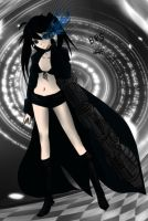 Black Rock Shooter NX edition by Nix62