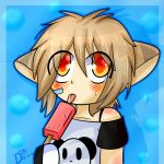 Hiroshi popsicle by chicapitufa
