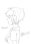 Shemi (lines) by AllDahLuvlyBad1s