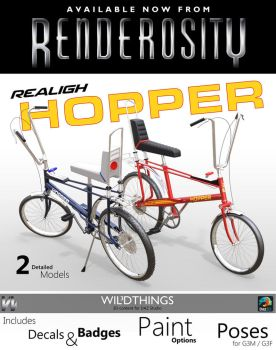 Realigh Hopper Renderosity 1 by SinAWiL