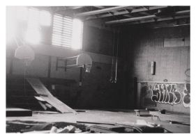 The Abandoned Gym by Monster-Number-42