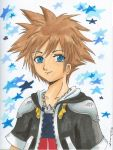 Sora... with stars by Tamao