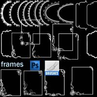 frames for photoshop by roula33