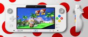 Revised Wii U Gamepad by myownfriend