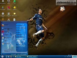 Chelsea II Theme for XP by vinhxomdoi