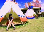 Indian Tent by shuttershade