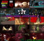 Skunk Bunny Adventures 2: Stomp and Vore [LBP2] by ForcesWerwolf