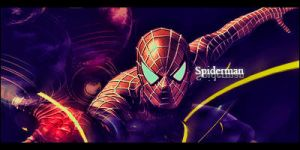 Spiderman Signature by CagBcn
