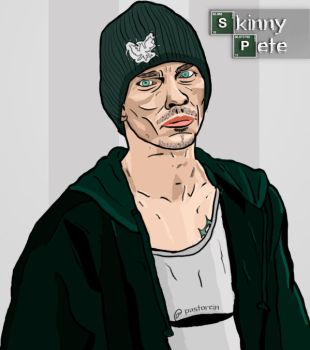 Skinny Pete by fodkito