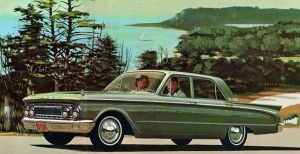 After the age of chrome and fins : 1962 Mercury by Peterhoff3