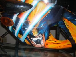 """Wolverine"" cycle ferring by KidStyles"