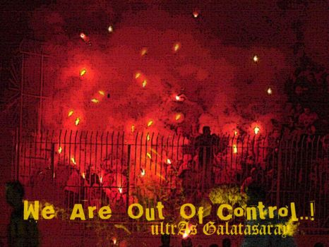 We Are Out Of Control.. by SoKaRCa