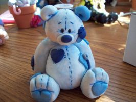 Little Bear Blue by ryliecat