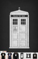 DOCTOR WHO. by J-MEDBURY