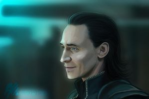 THOR - Loki in Avengers by the-evil-legacy