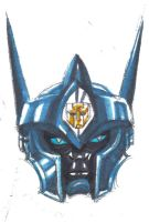 Optimus Head by Jochimus
