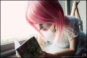 - 4 - Reading by Angie-Chan070707