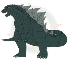 Assorted Chibi - King of the Monsters by Dragon-FangX