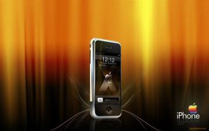 iPhone by DesignPot
