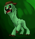 Boomer teh Creeper by AwesomeC99