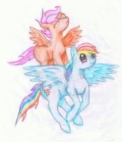 Wind Beneath Your Wings by alleynurr