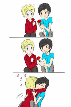 Niall and Me Color by ZANEkun