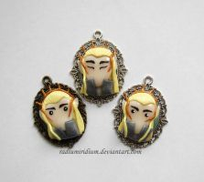 Thranduil cameos by RadiumIridium