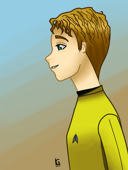 Chekov #2 by Circle-of-Four