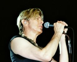 David Bowie Live 2 by Woolf20