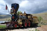 Steam Locomotive No. 22 INYO 2015 III by Scooby777