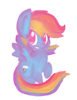 Dashie by Cookie-fish