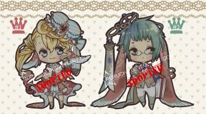 Auction Royale Mini Cheebs Adoptable :CLOSED: by Rurucha