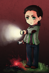 Alan Wake by psyAlera