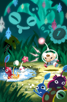Pikmin by Fenryk