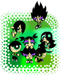 Finished Edition: The Buttercup Family by PowerpuffBaylee