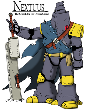 Knight Errant by NyQuilDreamer