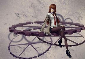 Kurisu Makise by Yytru
