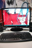 my desktop by garun