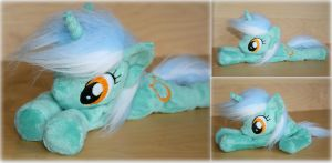 My Little Pony - Lyra  - Beanie Plush by Lavim