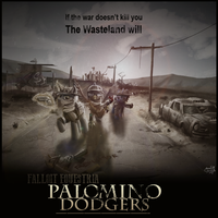 Palomino Dodgers Title Image by turbopower1000