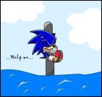Poor Sonic... by L3mOn-PuDd1Ng