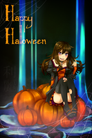 Happy Halloween 2013~ [speedpaint] by Lil0Kiseki