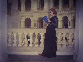 Library (River Song Cosplay II) by Japonka606