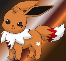 Desarei- Eevee form by kitt3702