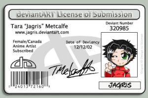 Licensed by jagris