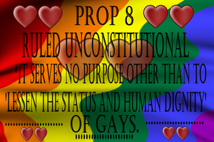 prop 8 ruling by Furrymuscle